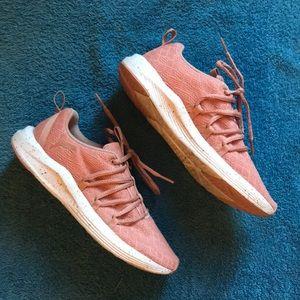 Puma Pink Soft Foam Sneakers 🌸